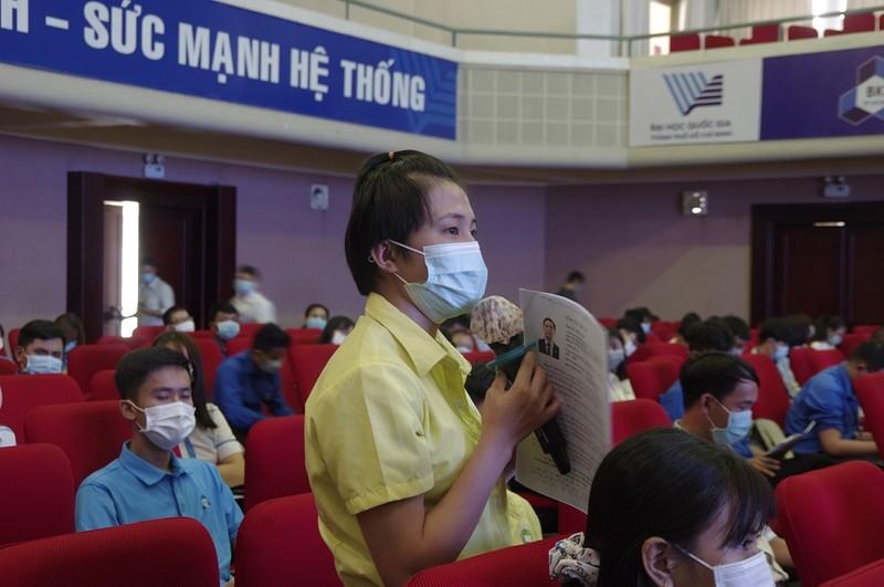 Ông Phan Nguyễn Như Khuê: An sinh xã hội là bình đẳng - ảnh 1