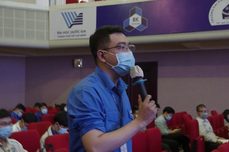Ông Phan Nguyễn Như Khuê: An sinh xã hội là bình đẳng - ảnh 3