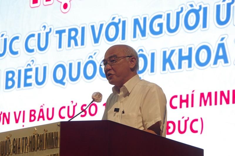 Ông Phan Nguyễn Như Khuê: An sinh xã hội là bình đẳng - ảnh 2
