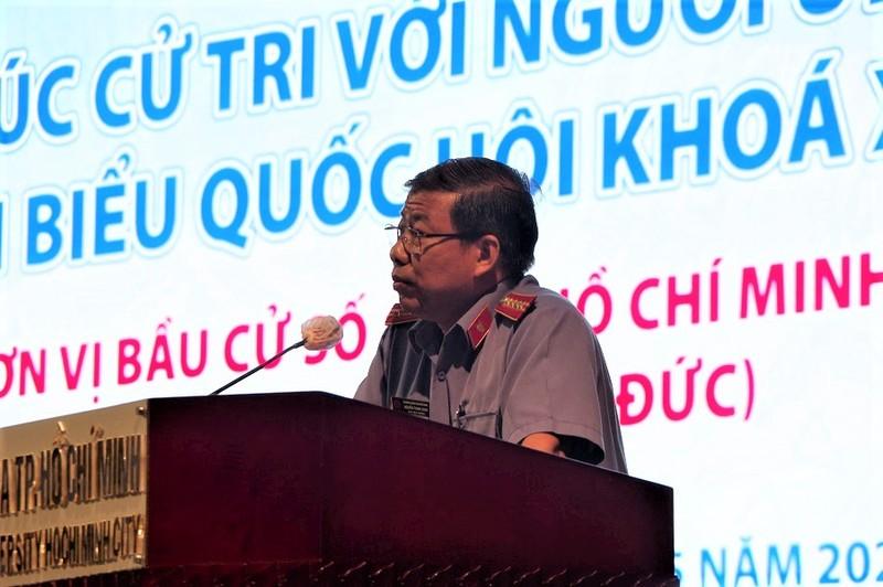 Phó viện trưởng Viện kiểm sát TP.HCM nói về oan sai - ảnh 2