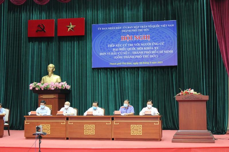 Viện phó VKS nói về việc giải quyết vụ KDC Hiệp Bình Chánh - ảnh 1