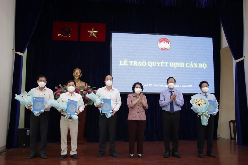 Ông Nguyễn Hồ Hải giữ chức Phó Chủ tịch không chuyên trách MTTQ TP.HCM - ảnh 1