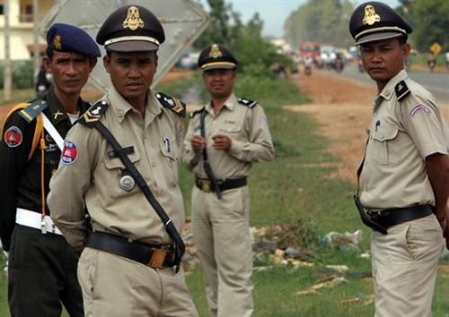 Cảnh sát Campuchia
