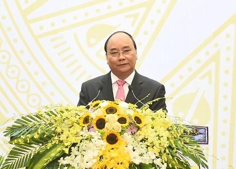 Thủ tướng: Việt Nam quyết tâm xây dựng một chính phủ liêm chính - ảnh 1