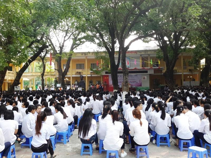 Phần lớn học sinh bị ám ảnh bởi bạo lực học đường - ảnh 1