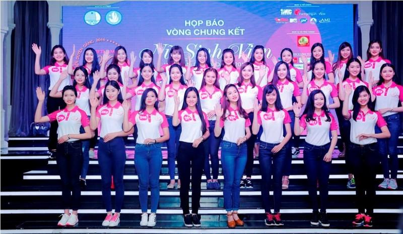 Công bố cuộc thi 'Nữ sinh viên Việt Nam duyên dáng' - ảnh 2