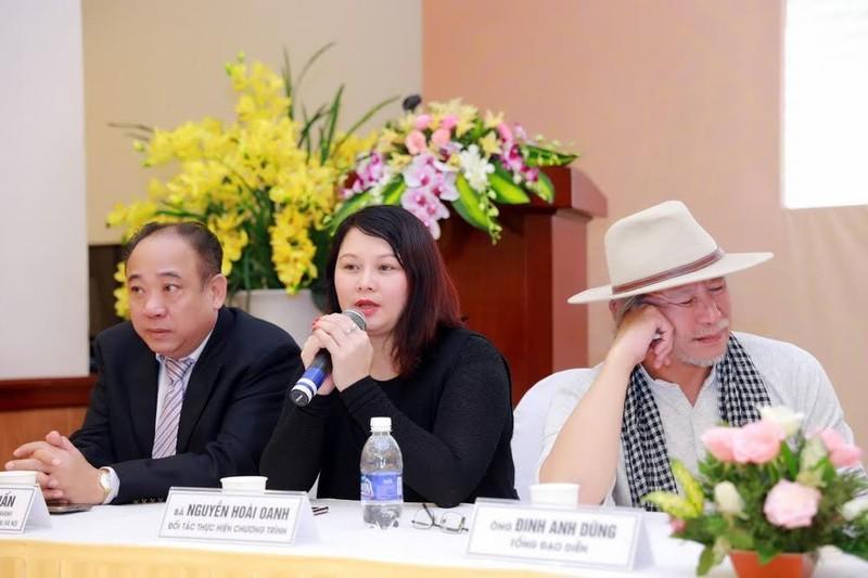 Tặng vé Vietlott cho khán giả xem 'Duyên dáng Việt Nam' - ảnh 1