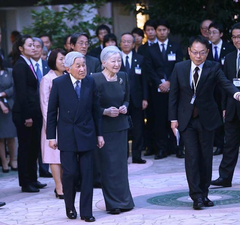 Lịch trình của vua và hoàng hậu Nhật Bản tại Việt Nam - ảnh 1