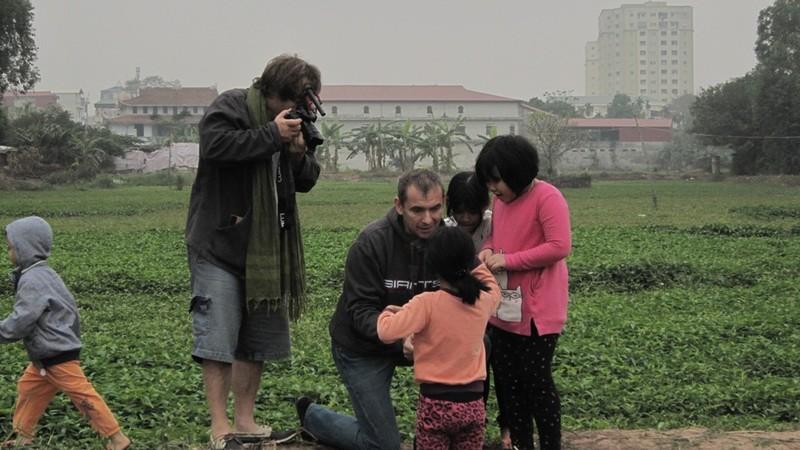 Cựu đại sứ Pháp làm phim tặng Hà Nội - ảnh 2