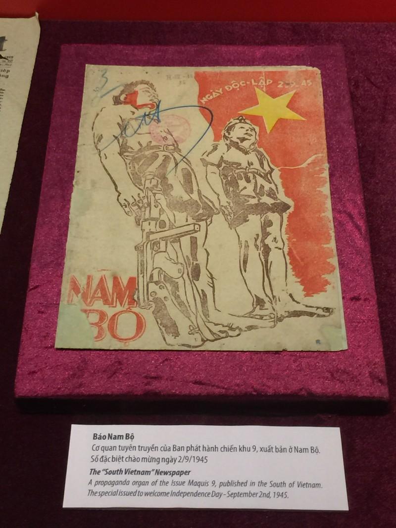 Tận mắt thấy súng ngắn của Đại tướng Võ Nguyên Giáp - ảnh 1