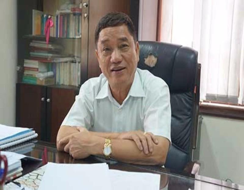 TS Lê Hồng Sơn