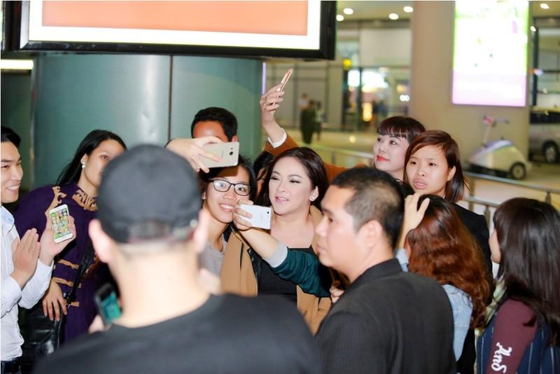Như Quỳnh có mặt ở Hà Nội, tiết lộ người tình mùa đông - ảnh 2
