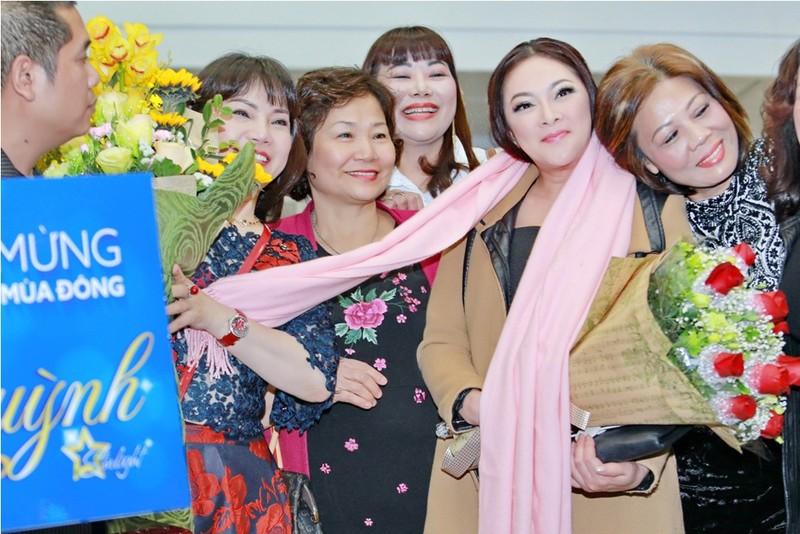 Như Quỳnh có mặt ở Hà Nội, tiết lộ người tình mùa đông - ảnh 4
