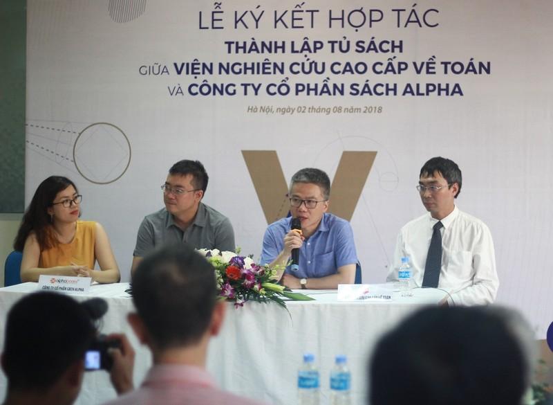 GS Ngô Bảo Châu nói về kỳ thi THPT quốc gia - ảnh 1