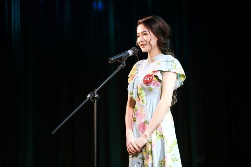 Giấu chồng đi thi Người mẫu quý bà Việt Nam 2018 - ảnh 3