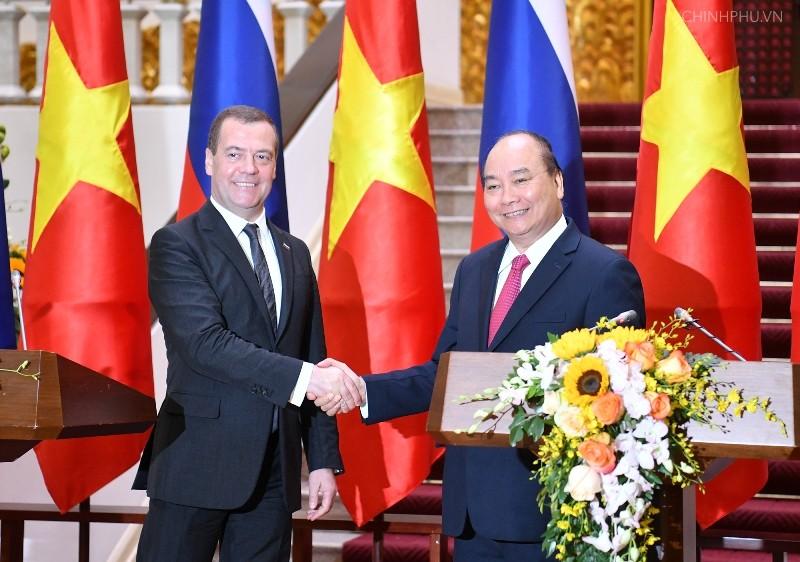Hợp tác khai thác dầu khí là trụ cột quan trọng Việt-Nga - ảnh 1