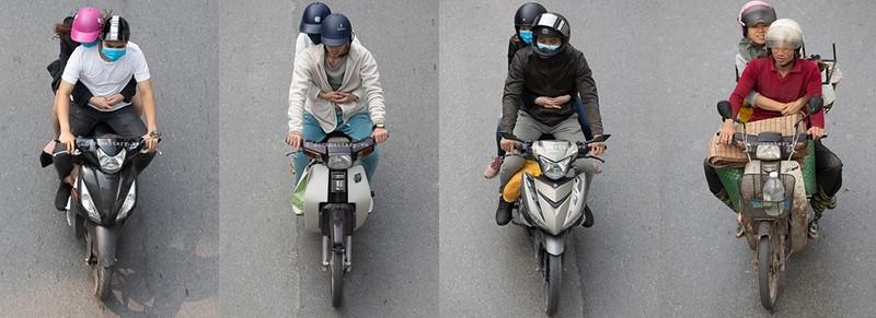 Bộ ảnh ngàn like siêu dễ thương về cuộc sống trên xe máy - ảnh 11