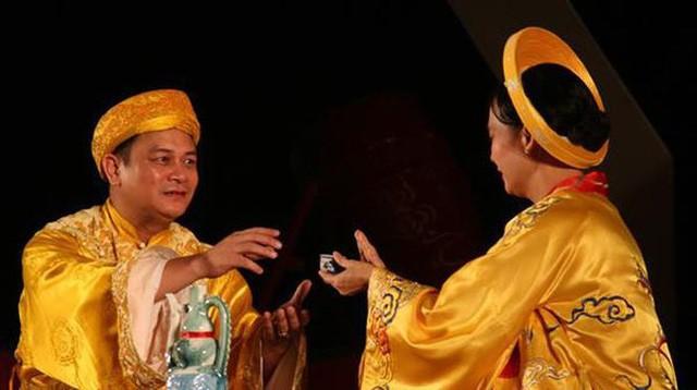 Quyền Giám đốc Nhà hát kịch Việt Nam Anh Tú qua đời ở tuổi 56  - ảnh 1