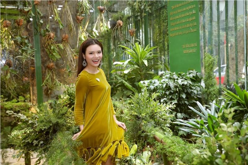 Sao Việt đổ bộ xem Báu vật đại ngàn - ảnh 4