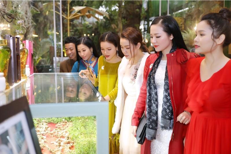 Sao Việt đổ bộ xem Báu vật đại ngàn - ảnh 3