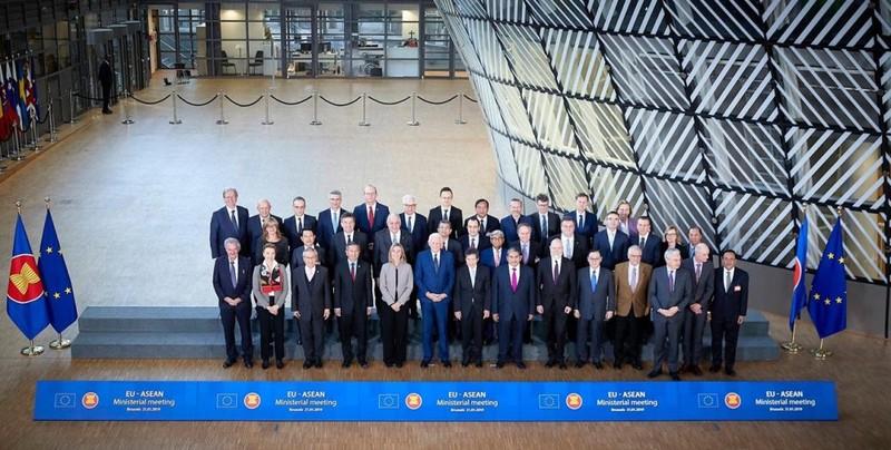 Vấn đề biển Đông được thảo luận ở Hội nghị Bộ trưởng ASEAN - ảnh 1