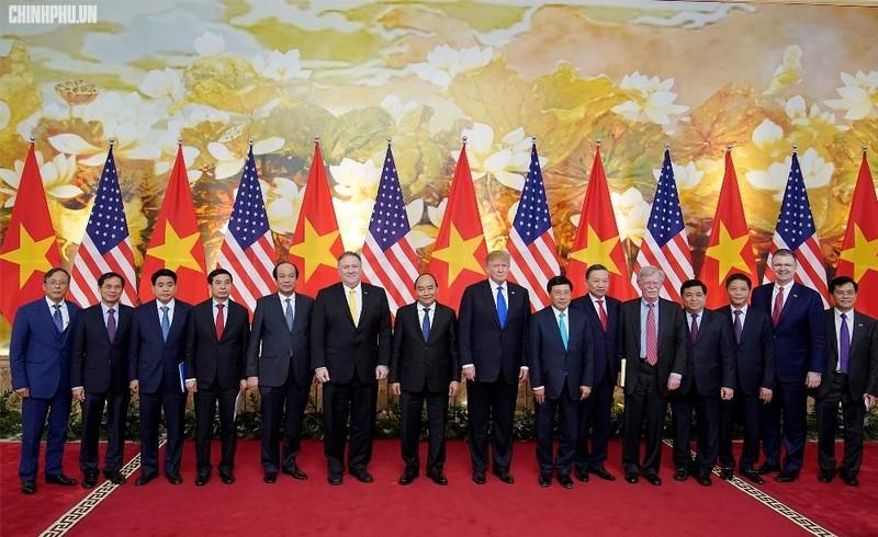 Tổng thống Trump: Đất nước Việt Nam năng động và tươi đẹp - ảnh 1