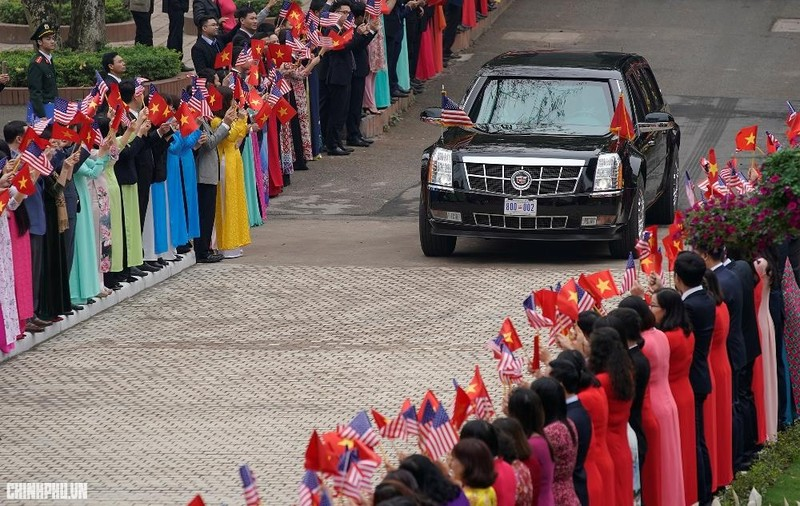 Tổng thống Trump: Đất nước Việt Nam năng động và tươi đẹp - ảnh 2