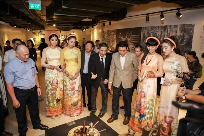 Bảo tàng Thế giới cà phê tôn vinh cà phê Việt Nam - ảnh 1