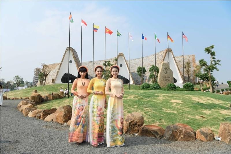 Bảo tàng Thế giới cà phê tôn vinh cà phê Việt Nam - ảnh 3