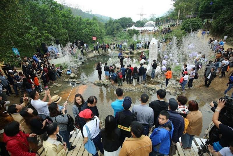 Tùng Dương phiêu ở Đáo xuân Festival của Đào Anh Khánh - ảnh 1