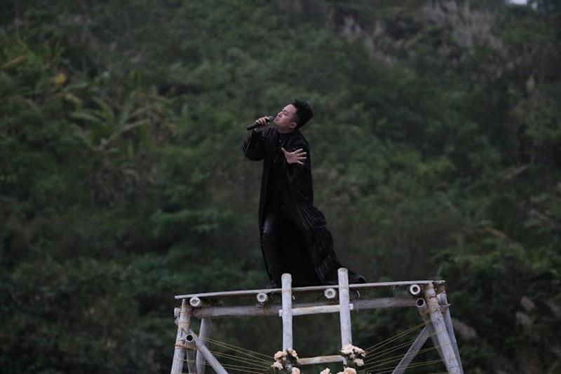 Tùng Dương phiêu ở Đáo xuân Festival của Đào Anh Khánh - ảnh 4