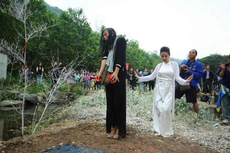 Tùng Dương phiêu ở Đáo xuân Festival của Đào Anh Khánh - ảnh 2