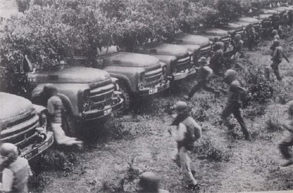 Tướng Đồng Sỹ Nguyên trong ký ức người lính Trường Sơn  - ảnh 2