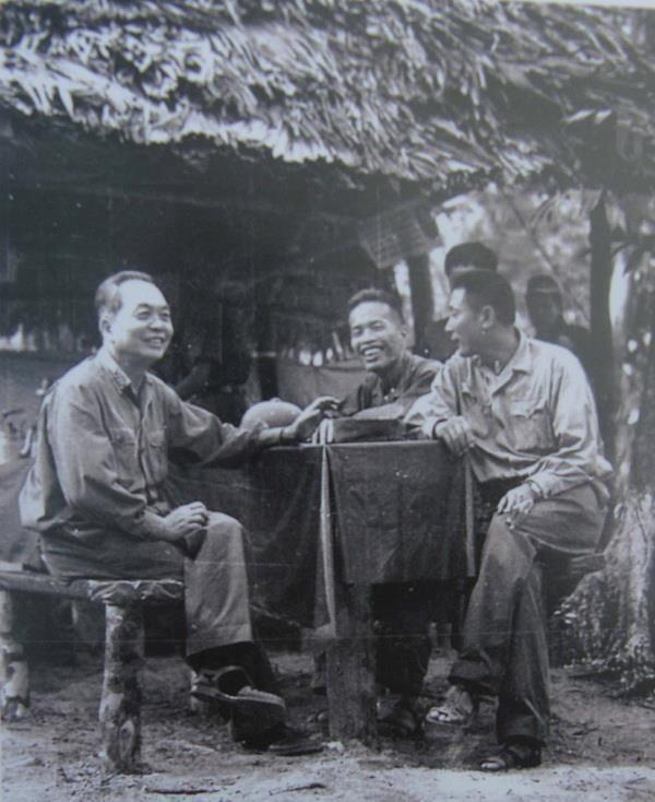 Tướng Đồng Sỹ Nguyên trong ký ức người lính Trường Sơn  - ảnh 1