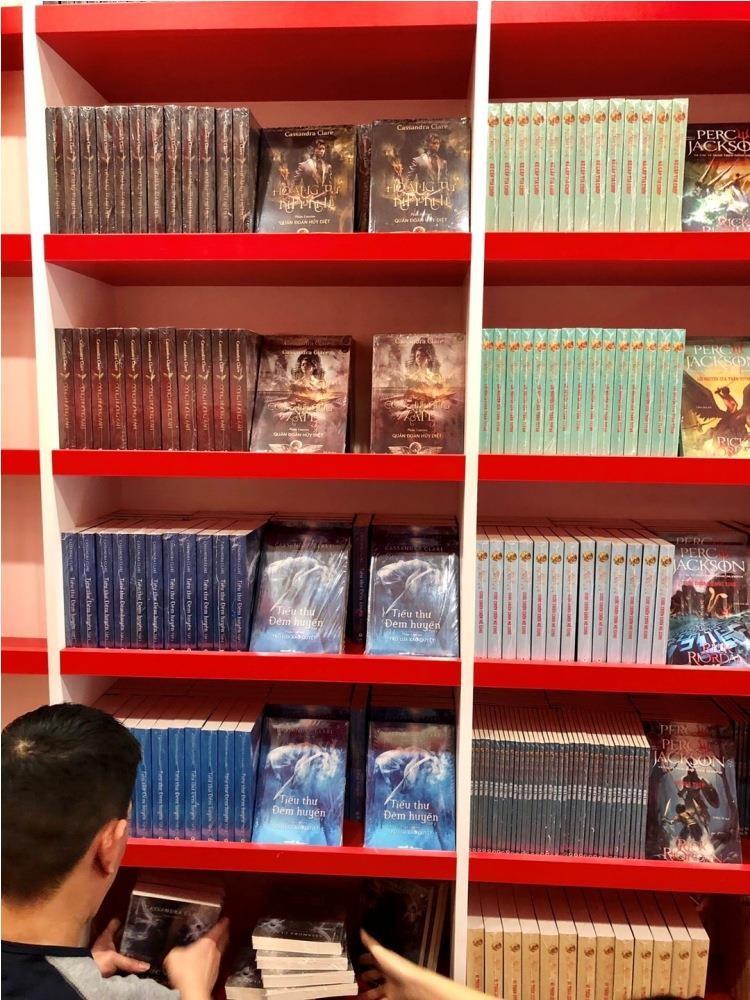 Chibook mở thêm tiệm sách ở Hà Nội phục vụ độc giả Hà Thành - ảnh 1