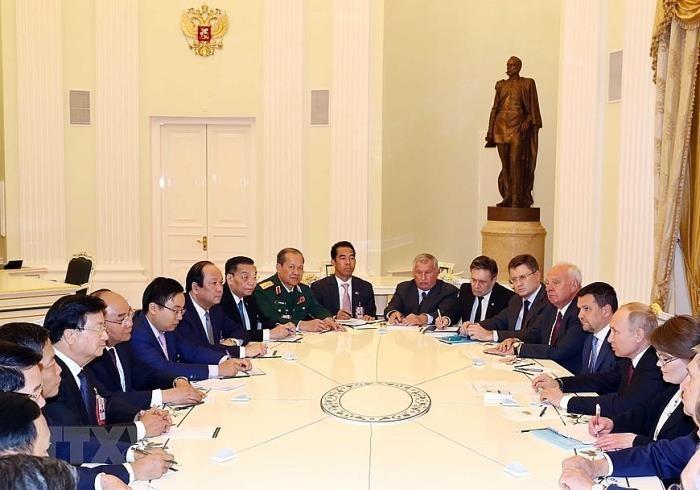 Nga là đối tác tin cậy của Việt Nam trong lĩnh vực quốc phòng - ảnh 1