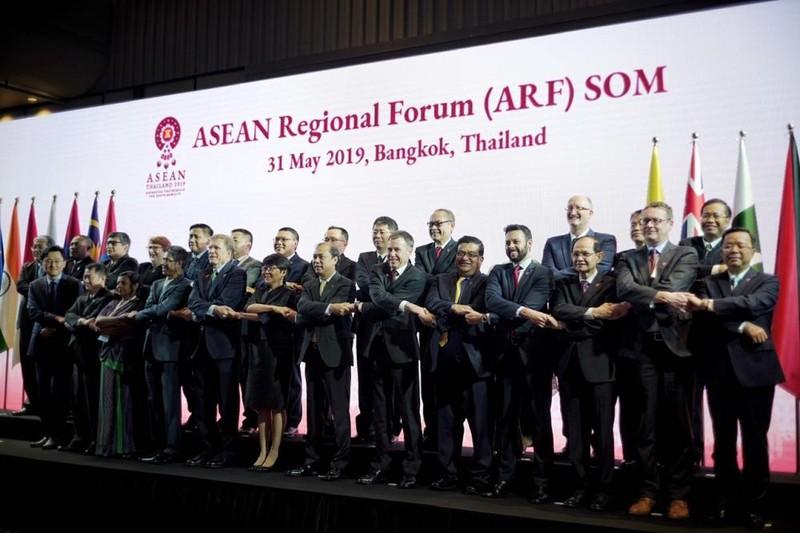 Việt Nam kêu gọi các nước kiềm chế hành động ở biển Đông - ảnh 1