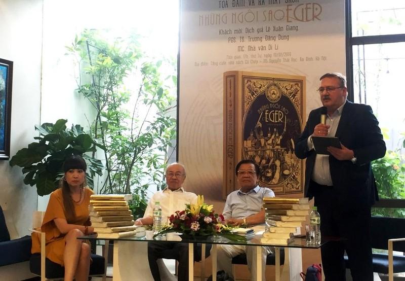 Tác phẩm kinh điển và đồng điệu của Hungary trở lại Việt Nam - ảnh 1