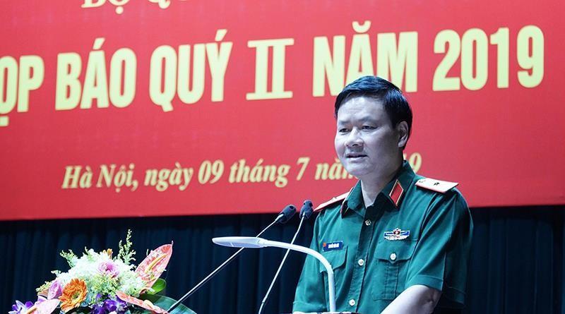 Bộ Quốc phòng nói về việc kỷ luật Đô đốc Nguyễn Văn Hiến - ảnh 1