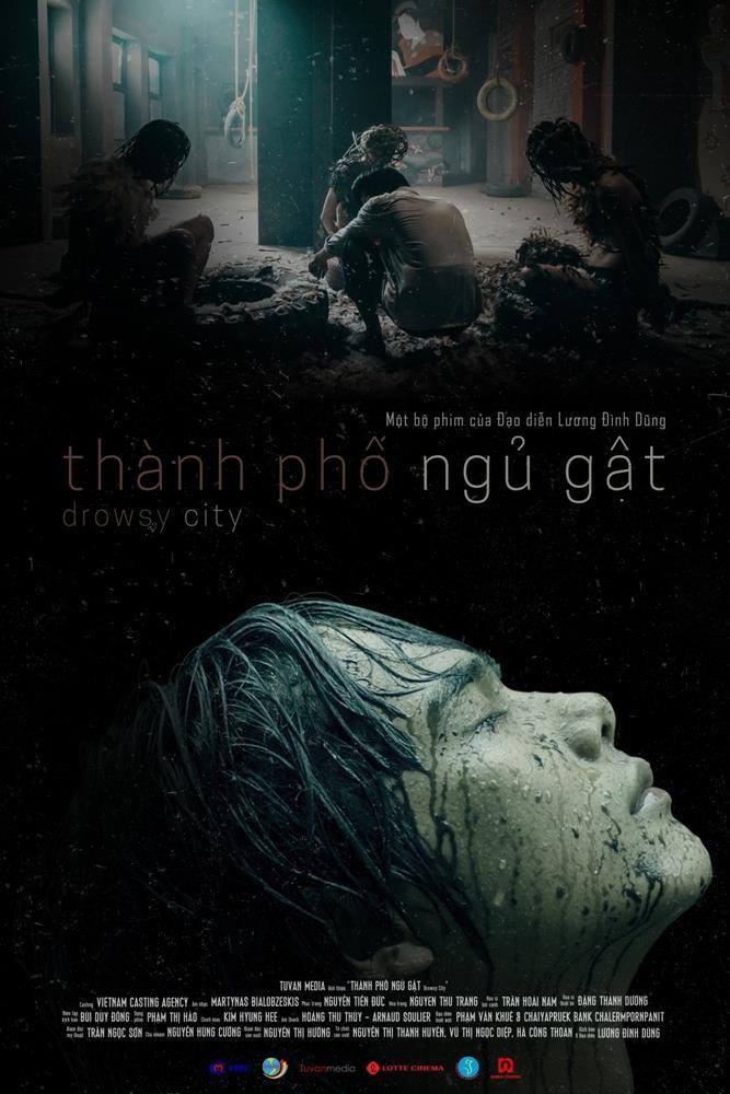 Đạo diễn 'Thành phố ngủ gật' nói về cảnh nude trong trailer - ảnh 1