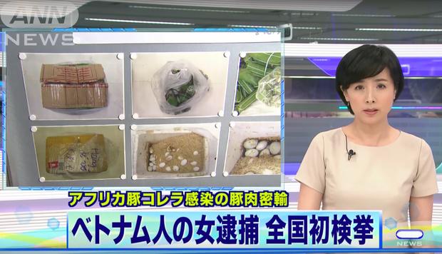 Khuyến cáo không mang thực phẩm tươi sống đến Nhật Bản - ảnh 1