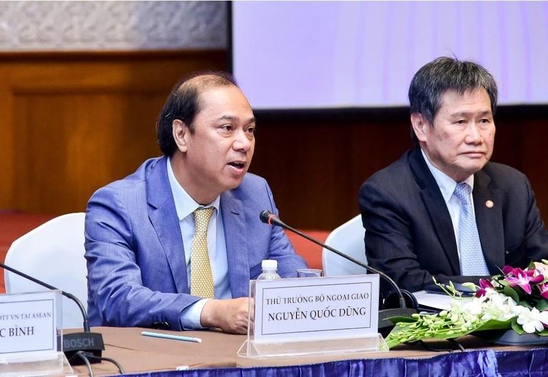 Tổng thư ký ASEAN đề cao đóng góp của Việt Nam - ảnh 1