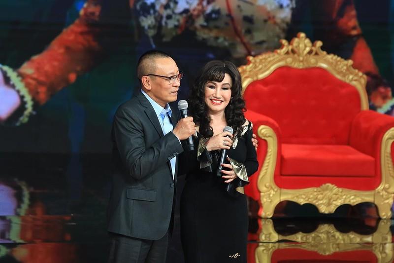 Danh ca Thanh Lan lần đầu xuất hiện trên truyền hình Việt Nam - ảnh 1