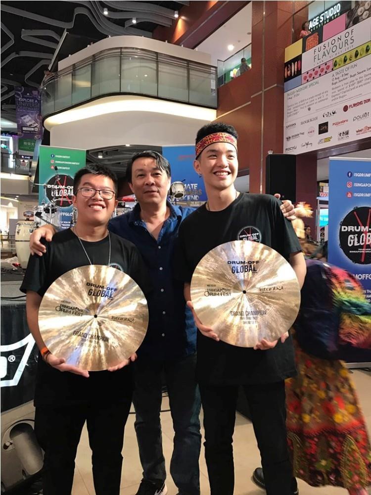 Thí sinh Việt Nam đạt giải quán quân Drum Off Global 2019  - ảnh 1