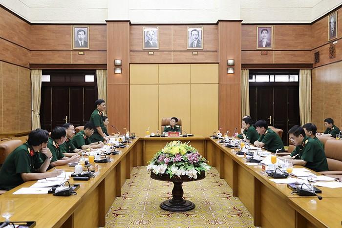 Cơ cấu lại và nâng cao hiệu quả doanh nghiệp quân đội - ảnh 1