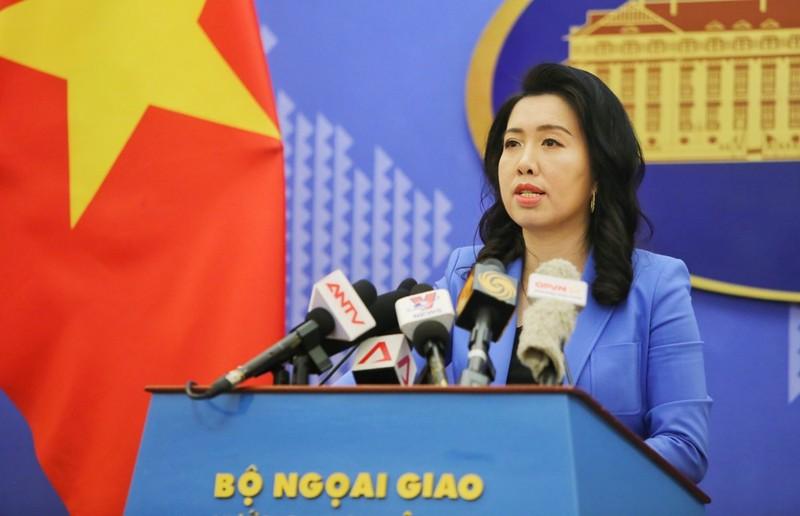 Các lực lượng chức năng Việt Nam đang giám sát tàu Trung Quốc - ảnh 1