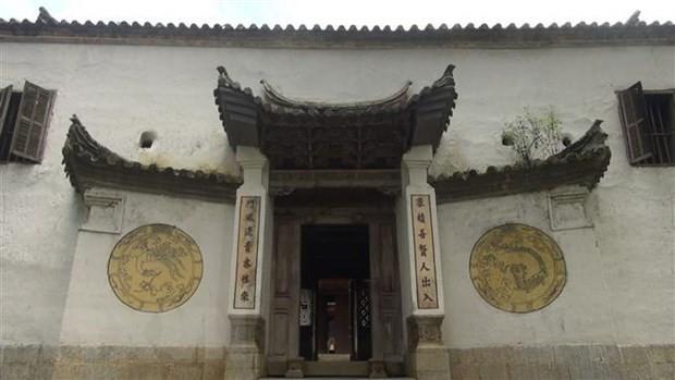 Tỉnh Hà Giang đề xuất xây lại di tích nhà Vương  - ảnh 1