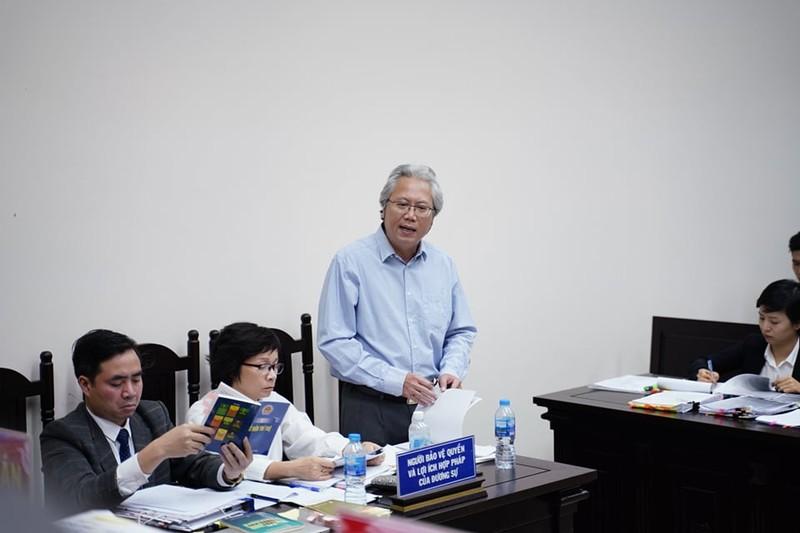 Tuần Châu kiện đạo diễn Việt Tú: Đề nghị giữ nguyên án sơ thẩm - ảnh 1