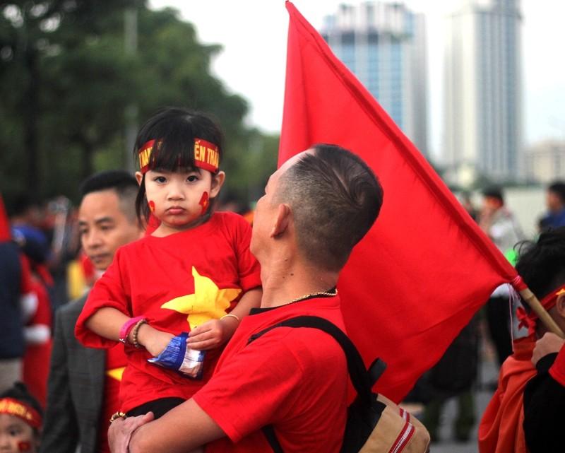 Cổ động viên Việt Nam: 'Thái Lan ơi xưa rồi' - ảnh 6