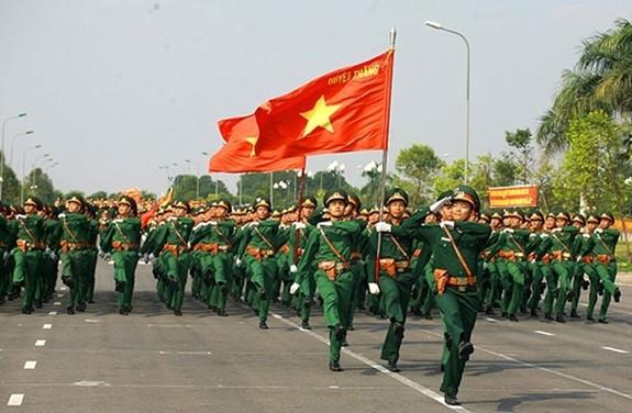 Tổng bí thư, Chủ tịch nước: Nhiệm vụ quân đội ngày càng cao - ảnh 1